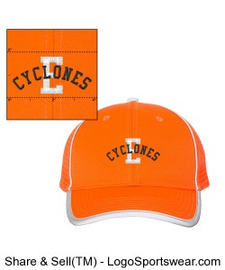 Cyclone Hat Design Zoom